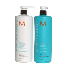 Cặp gội xả phục hồi độ ẩm Moroccanoil 500ML - Moisture Repair