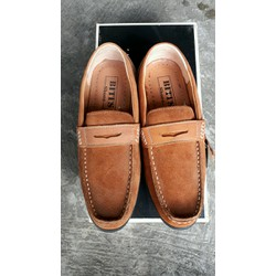 giày da Bitis nam