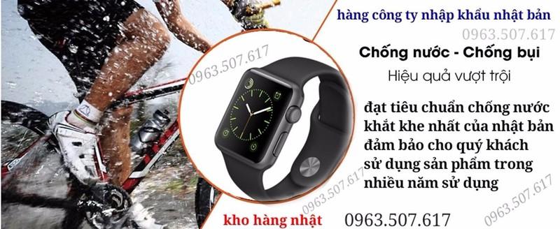 điện thoại đồng hồ nhập nhật siêu bền mã Fi-11 5
