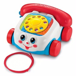 Đồ chơi cho bé Fisher Price điện thoại bàn 77816