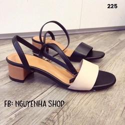 giày sandanl cao gót