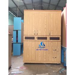 Tủ gỗ giá rẻ chất liệu gỗ mdf giá rẻ free ship hcm
