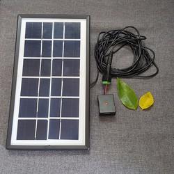Bộ sạc điện thoại năng lương mặt trời