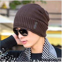 nón len nam, nón nam Simple man thời trang model Korean mới HNNl72