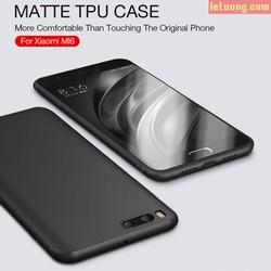 Ốp lưng Xiaomi Mi6 Cafele Matte TPU Case nhựa dẻo
