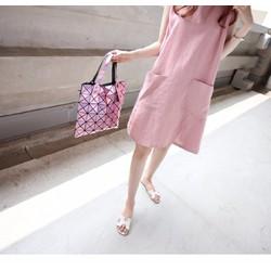 Đầm suông dạo phố, đầm suông xinh