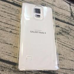 Ốp lưng Samsung Galaxy note 4 silicon