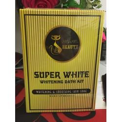 TẮM TRẮNG BODY SUPER WHITE MY MIU
