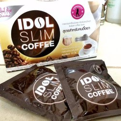 Cafe giảm cân Coffee Idol Slim