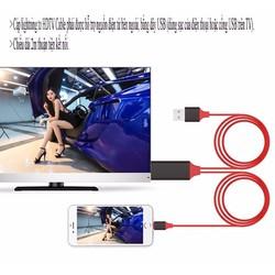 Cáp HDMI cho iPhone, iPad Lên Tivi LCD