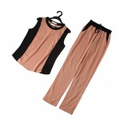 Set nguyên bộ quần dài và áo sát nách