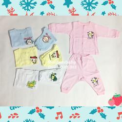 Bộ đồ cho bé sơ sinh trai và bé gái