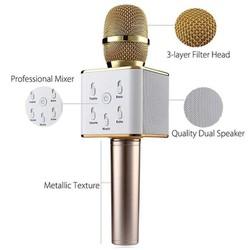 Micro Loa Bluetooth Hát Karaoke TUXUN Q7-U