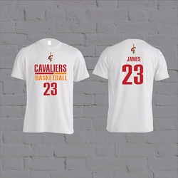 Áo bóng rổ NBA Cavaliers - Lebron James