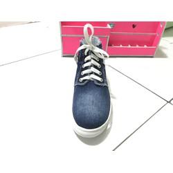 Giày bánh mì nữ jean