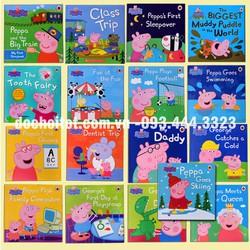 Bộ Truyện Peppa Pig Set 20 Quyển