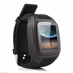 Đồng hồ thông minh gắn sim, 3G độc lập Android watch Đen