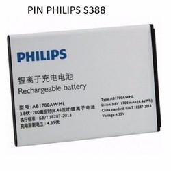 Pin Philips S388