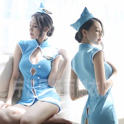 Váy ngủ cosplay cảnh sát TK859
