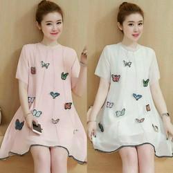 Đầm bầu thời trang Quảng Châu