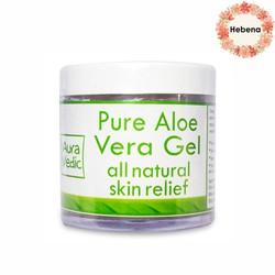 Gel nha đam Auravedic Pure Aloe Vera Gel