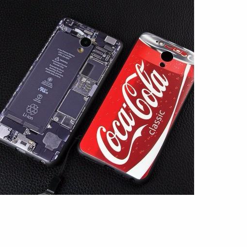 Ốp silicon 3D Mycolor  Cocacola cho Meizu MX5 1