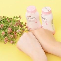 Phấn che khuyết điểm Ponds Angel Face Powder trắng hồng Thái Lan