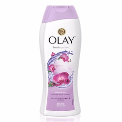 Tắm O..l..ay Fresh Outlast Soothing Orchid and Black Currant, 700ml