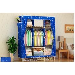 tủ vải khung gỗ