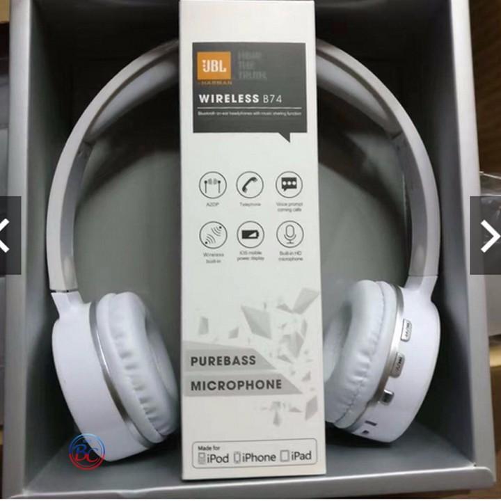 Tai Nghe Bluetooth J.B.L B74 4