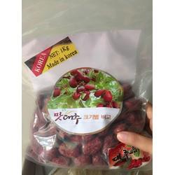 Táo đỏ khô Hàn Quốc 1kg loại to