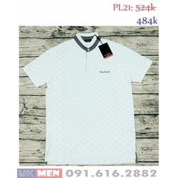 Áo phông Pierre Cardin Mandarin phong cách sành điệu đẳng cấp