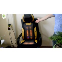 Đệm massage toàn thân Deluxe massage  hồng ngoại