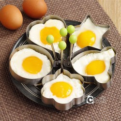 Khuôn chiên trứng