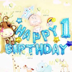 Bóng sinh nhật 103