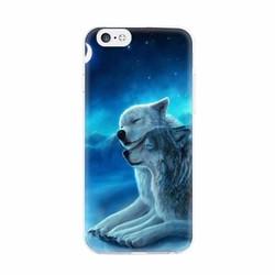 Ốp lưng hình 2 con sói iphone 5-5s-5 se-6-6s-7