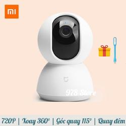 Camera IP Xiaomi Mijia xoay 360 độ 720p | Camera giám sát Xiaomi Mijia