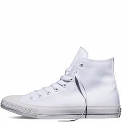 Giày Vải Chuck2 Trắng Cổ Cao - Nam