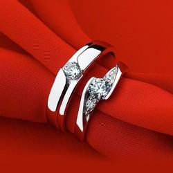 Nhẫn đôi thời trang đẹp 9