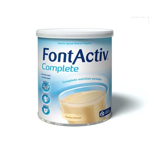 Sữa fontactiv complete 800g