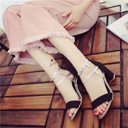 Giày cao gót kiểu dáng mới CK202