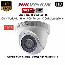 Camera HIKVISON DS-2CE56C0T-IR 1.0 Megapixel Full HD 720P