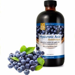 Nước Uống Bổ Sung Neocell Hyaluronic Acid Blueberry Liquid