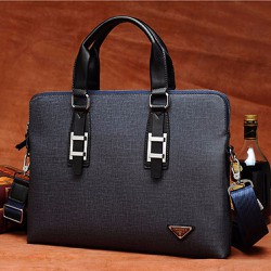 Túi xách đựng được laptop chất liệu bóng mờ sang trọng - 300
