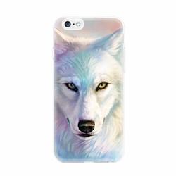 Ốp lưng hình sói trắng iphone 5 5s 5 se 6 6s 6 plus 6s plus 7 7 plus