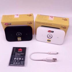 BỘ PHÁT WIFI 4G HUAWEI E5573 - Phiên bản mới