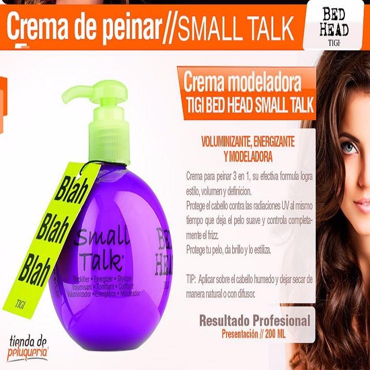 Kem dưỡng tóc tạo kiểu Tigi Small Talk 4