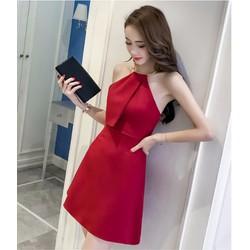 Đầm Kiểu Phong Cách Hàng Quảng Châu Cao Cấp Cam Kết Như Hình