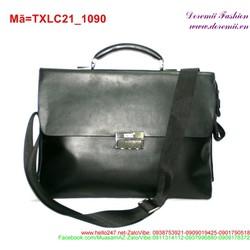 Túi xách laptop da thiết kế đơn giản mà lịch lãm TXLC21