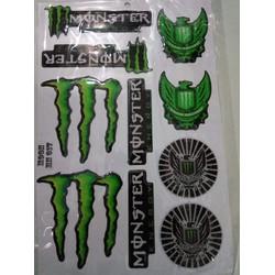Tem nổi Monster